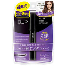 d-up Japan Ultra Fiber Super Long Mascara Waterproof [Black] - Super New!
