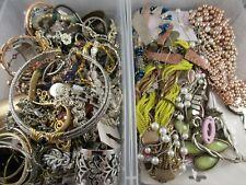 All Wearable Necklace Bracelet Bulk Costume Jewelry Lot 18.5 lbs Free Ship #2