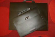 A2 Black Carry Case Portfolio - Flat  Storage Folder