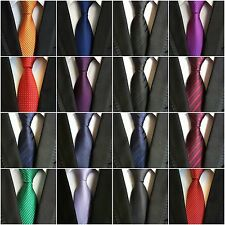 Mens Single Ruled Style Tie. Perfect for Evenings, Wedding, WorkEvent TieCentral