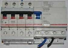 BTICINO MODULO DIFFERENZIALE 4P 32A 30MA G43/32A + MAGNETOTERMICO 4 POLI F84/16A