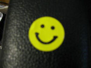 Smiley Face - 100 Tanning Stickers - Scrapbooking Stickers