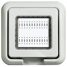 BTICINO IDROBOX COPERCHIO IP55 MAGIC-MATIX 3P GRIGIO S/ADATTATORE MAGIC 25603