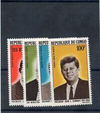 CONGO(BRAZZAVILLE) Sc  ----(MI 71-4,BLK 2)**VF NH PTG OFF SET  BACK  S/S $24