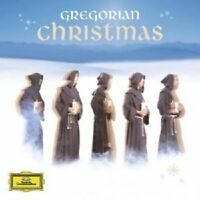 GREGORIAN CHRISTMAS CD NEW+