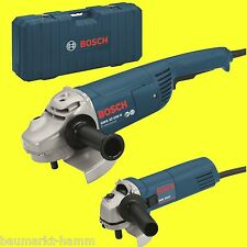 BOSCH Winkelschleifer-Set GWS 22-230 JH  + GWS 850 C  im Koffer
