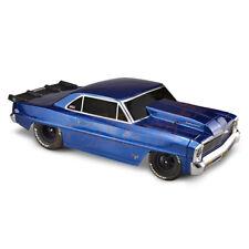 JConcepts 1966 Chevy II Nova Clear Body Set For Traxxas Slash 1:10 RC Cars #0343