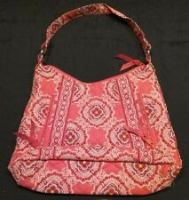 Vera Bradley Lisa B Paprika Shoulder~ Handbag~Retired 2009 ~ Retro~ Ships Free