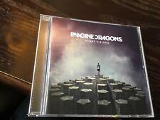 IMAGINE DRAGONS - NIGHT VISIONS - CD ALBUM - RADIOACTIVE/ TIPTOE / DEMONS +