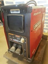 LINCOLN ELECTRIC POWERWAVE R350SD WELDER