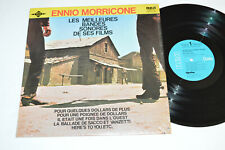 ENNIO MORRICONE Les Meilleures Bandes Sonores de ses Films LP RCA Blue BEST OF