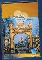 Le collector Timbré Comme J'Aime La Lorraine 10 Timbres Autocollants neufs 2009