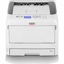 OKI C843dn A3 Colour LED Laser Printer 3 Year