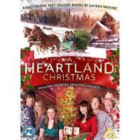 A Heartland Christmas (Amber Marshall) New DVD Region 4