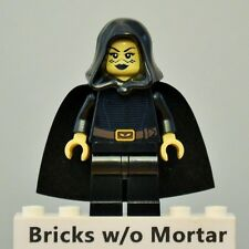 New Genuine LEGO Barriss Offee Minifig Star Wars 8091