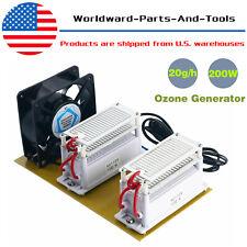 20g/h 110V Ozone Generator Air Filter Disinfection Machine Purifier Deodorizer