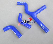 SILICONE RADIATOR HOSE FOR KTM 450SX/525SX 2003-2006 2004 2005,BLUE