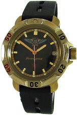 Boctok Komandirskie vostok mecánicos reloj hombre Russian militar Men's Watch