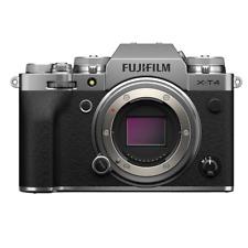 Fujifilm X-T4 Numérique sans Miroir Corps Appareil Photo - Argent