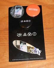 Led Zeppelin Zoso 2014 Promo Buttons – Set of 3
