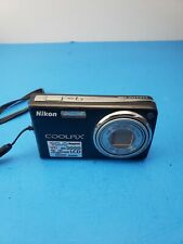 Nikon COOLPIX S550 10.0MP Digital Camera - battery and charger not included