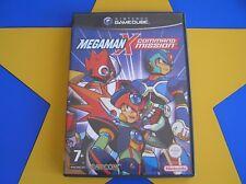 MEGAMAN X COMMAND MISSION - GAMECUBE - Wii Compat.