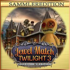 ⭐️ Jewel Match Twilight 3 - Sammleredition - PC / Windows - BLITZVERSAND ⭐️