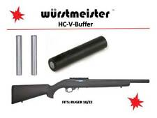 HC-V-BUFFER + TRIGGER GROUP PINS for Ruger 10/22, TacSol, KIDD, Volquartsen
