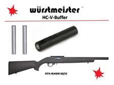 Hc-V-Buffer + Custom Trigger Group Pins for Ruger 10/22 - Superior Quality!