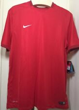 Nike SS Revolution III T Shirt Bnwt Size Large Red Rrp £40