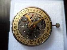 VINTAGE ETA  2892-2  RAYMOND WEIL WITH DATE WHEEL, HANDS, STEM  AND CROWN .