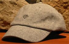 DIAMOND SUPPLY CO French Terry Sports Cap Hat Adjustable Heather Grey
