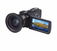 Professional Hdv Digital 4K Video Camcorder with Ir Night Vision