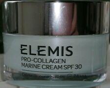ELEMIS PRO-COLLAGEN MARINE CREAM SPF30 - 50ML - SEALED & 2 FREE ELEMIS SAMPLES