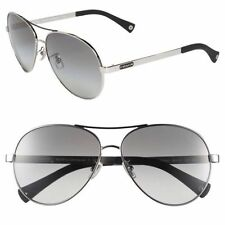 9f53359ab9 Coach Silver Sunglasses for Women for sale