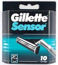 Gillette Sensor Razor blades pack 10