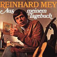 """REINHARD MEY """"AUS MEINEM TAGEBUCH"""" CD NEUWARE"""