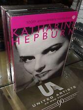 Katharine Hepburn: 100th Anniversary Collection (DVD) 6-Disc! WARNER BROS DVDS!
