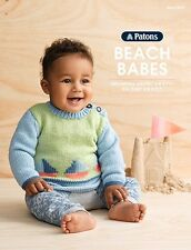 PATONS - BEACH BABES PATTERN BOOKLET #8019