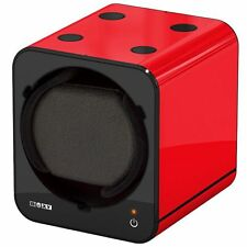 Roter Uhrenbeweger Boxy Fancy Brick (modular) by Beco