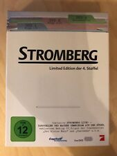 STROMBERG Staffel 4 *Limited Edition* 3-DVD Box *Christoph Maria Herbst*