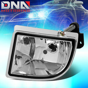 FOR 2002-2005 SATURN VUE FACTORY STYLE LEFT SIDE FOG LIGHT LAMP+BULB REPLACEMENT