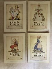 American Girl Collection - 4 Books 1986-87 1st Editions
