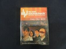 FALL OUT BOY - WALMART SOUNDCHECK NEW DVD