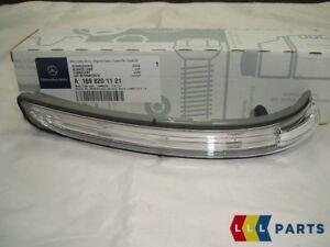 Nuovo Originale Mercedes Benz Classe a B Specchietto Sinistro Frecce Lampada