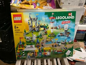 LEGOLAND Park Exclusive LEGO Set 40346 [NEW SEALED]