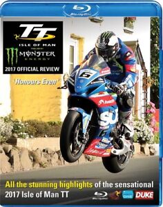 TT 2017 Official Review - (Blu-ray)