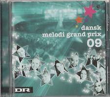 Dansk Melodi Grand Prix 2009 - Danish Eurovision Song Contest ESC CD Denmark