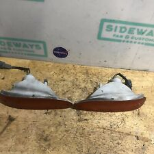 91-94 Nissan 240sx Amber Front Turn Signals Chuki S13 OEM Used Left Right Pair