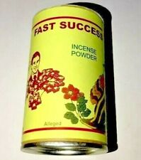Fast Success Incense Powder Container Seven Sisters Easy To Dispense Wicca Luck